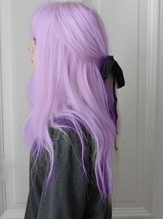 I love this shade. You could poke me and I'd fall into the decision of dying my hair this color