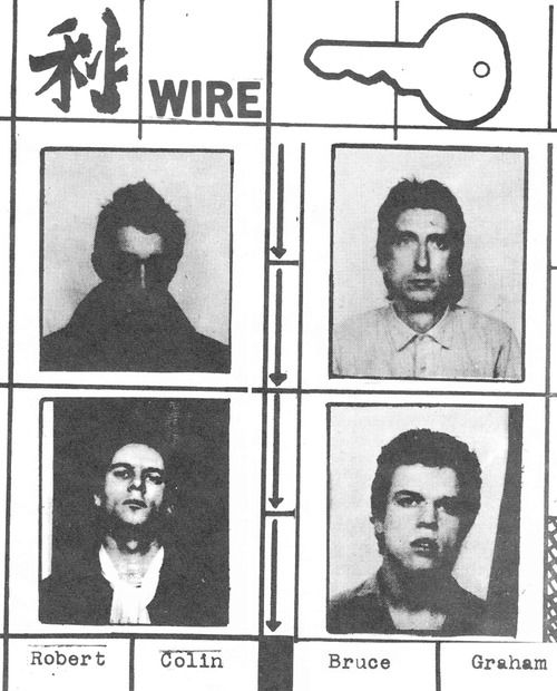 28 best Wire images on Pinterest | Golf, Post punk and Wave