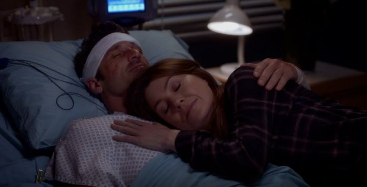In loving memory of Derek Shepherd: you will be missed. #RIPDerek, Grey's Anatomy, I can't belive he is gone.
