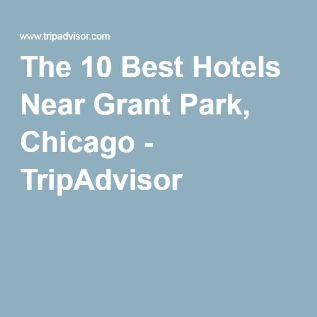 The 10 Best Hotels Near Grant Park Chicago Tripadvisor