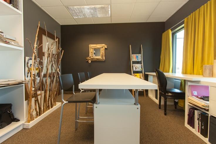 Pür cachet chez N Design Intérieur #drifwood #decor #office #trendy  http://www.purcachet.com