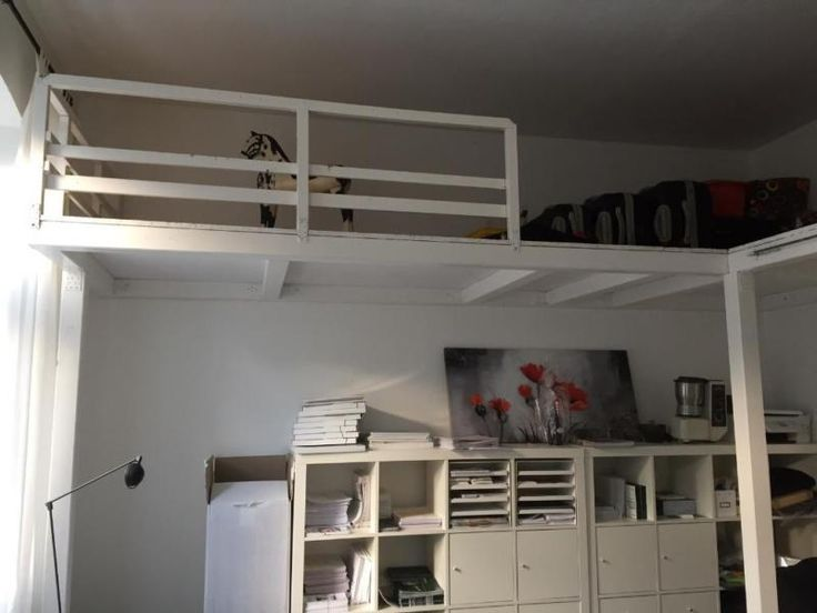 1000 ideen zu hochbett weiss auf pinterest queen size. Black Bedroom Furniture Sets. Home Design Ideas