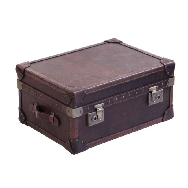 Vintage Trunk Soffbord - TheHome - Möbler online