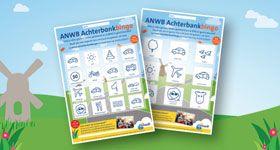 ANWB Achterbankbingo is een leuk spel voor tijdens de vakantie op de achterbank in de auto. Print de kaarten en speel mee! Wie heeft al eerste Bingo?