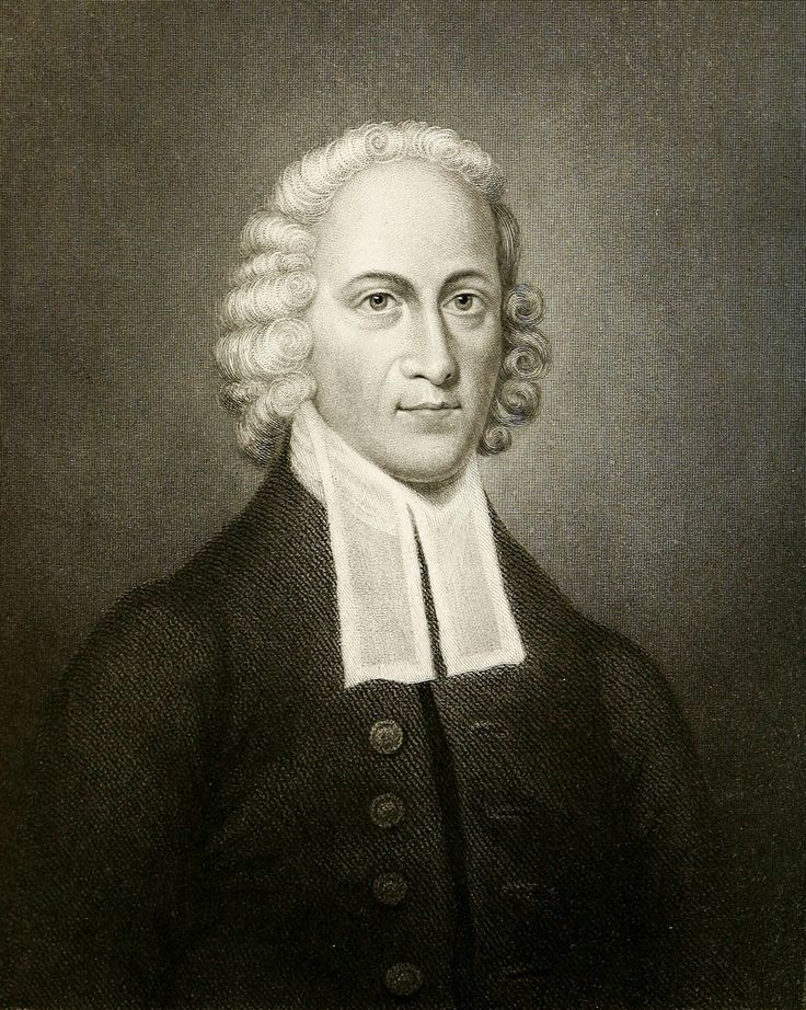 """Resolved...to cast my soul upon the Lord Jesus Christ, to trust and confide in Him, to consecrate myself wholly to Him."" - Jonathan Edwards"