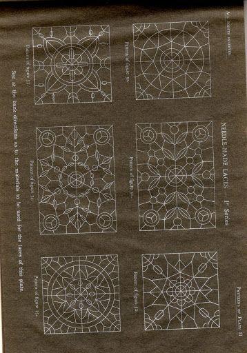 DMC Library Needle-Made Laces - eva lon - Picasa Albums Web