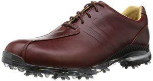 TP Adipure adidas-Chaussures de golf pour homme Marron marron 42