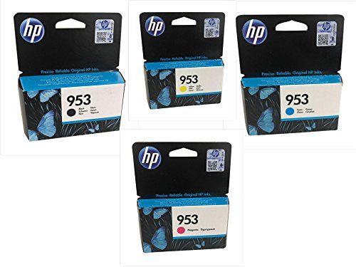 Original Cartouches d'imprimante pour HP OfficeJet Pro 8210/ 8218/ 8710/ 8715/ 8718/ 8719/ 8720/ 8725/ 8730/ 8740, OfficeJet 7740 Large Format avec Stylo à bille - multipack #Original #Cartouches #d'imprimante #pour #OfficeJet #Large #Format #avec #Stylo #bille #multipack