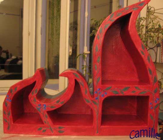 comment créer un meuble en carton