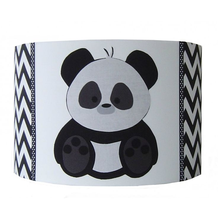 Designed4Kids Hanglamp Panda - Hanglamp babykamer - Babykamer  Klein ...