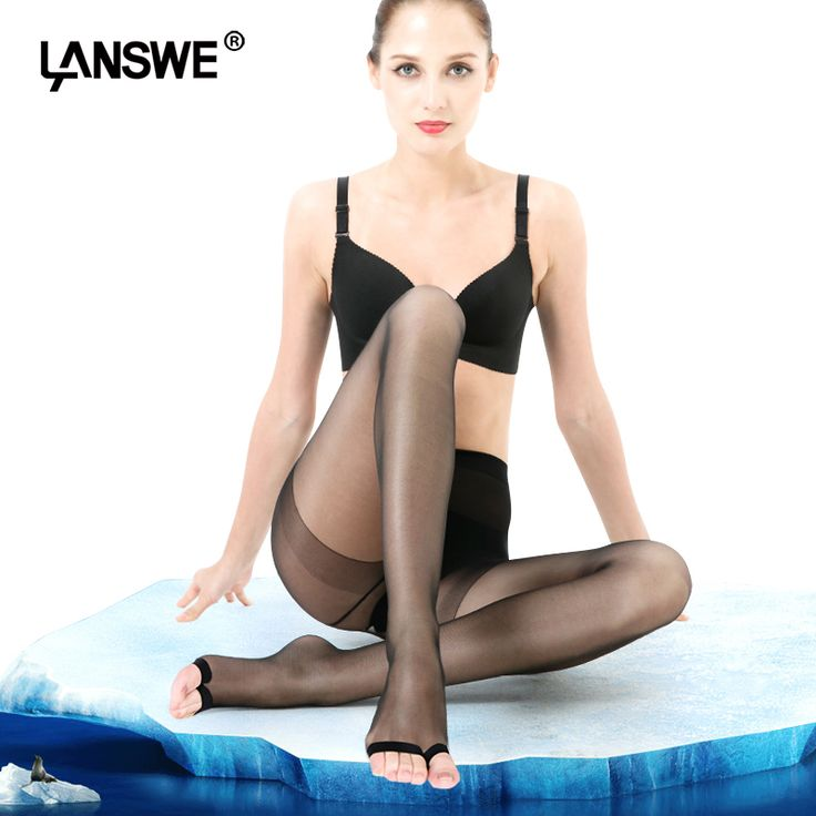 LANSWE  high quality Aloe Extraction liquid SPA women tights summer ultrathin lady fish mouth Brand Pantyhose langsha #Affiliate