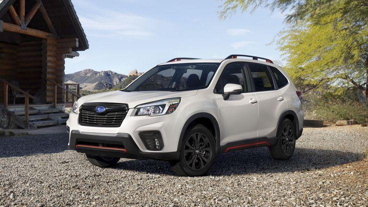 2019 Subaru Forester Sport Ratings New 2019 Subaru