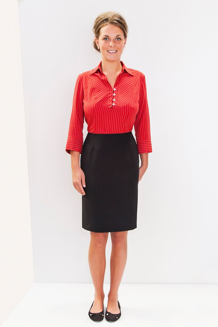 Smart corporate style uniforms made in WA