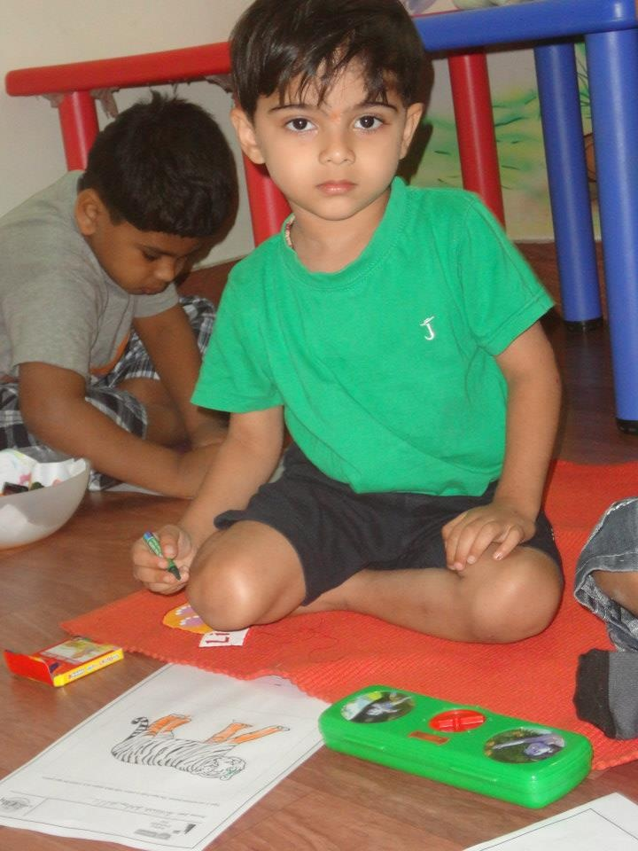 Preschool Cute Kids Drawing Compitions in Bangalore