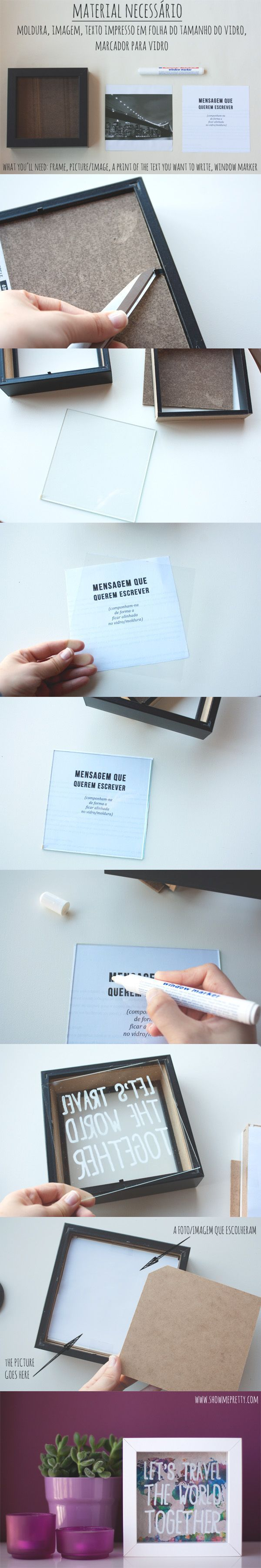 35 Easy DIY Gift Ideas People Actually Want - the cutest bookmark idea! Great gift for a grandparent.