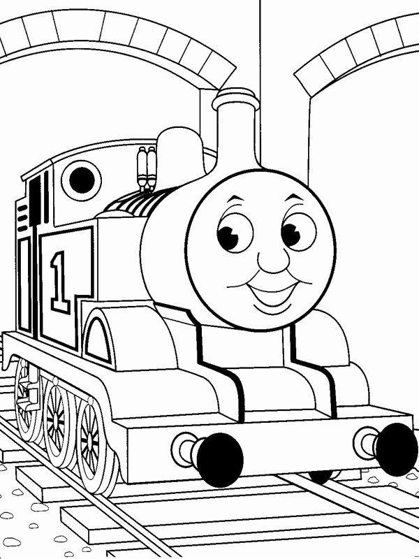 Thomas The Train Coloring Book Elegant Thomas Train Coloring Pages In 2020 Train Coloring Pages Valentines Day Coloring Page Coloring Pages For Kids