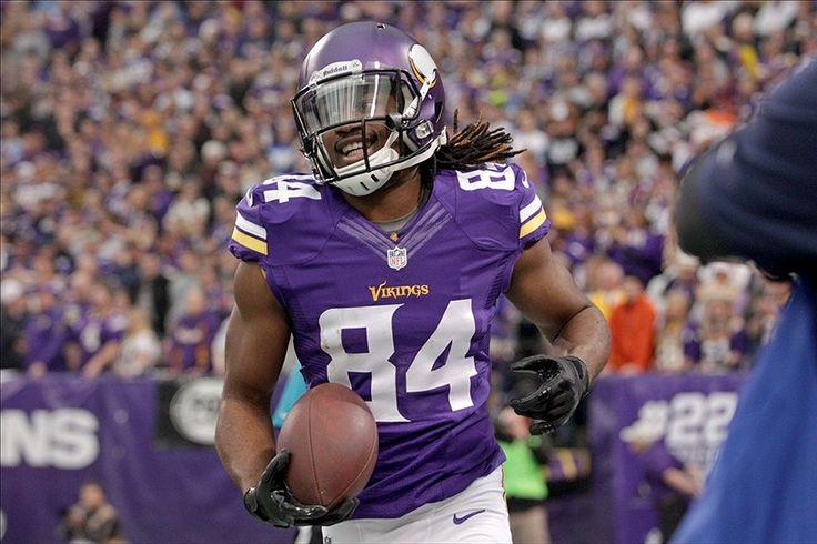 Minnesota Vikings WR Cordarrelle Patterson named to NFL Pro Bowl