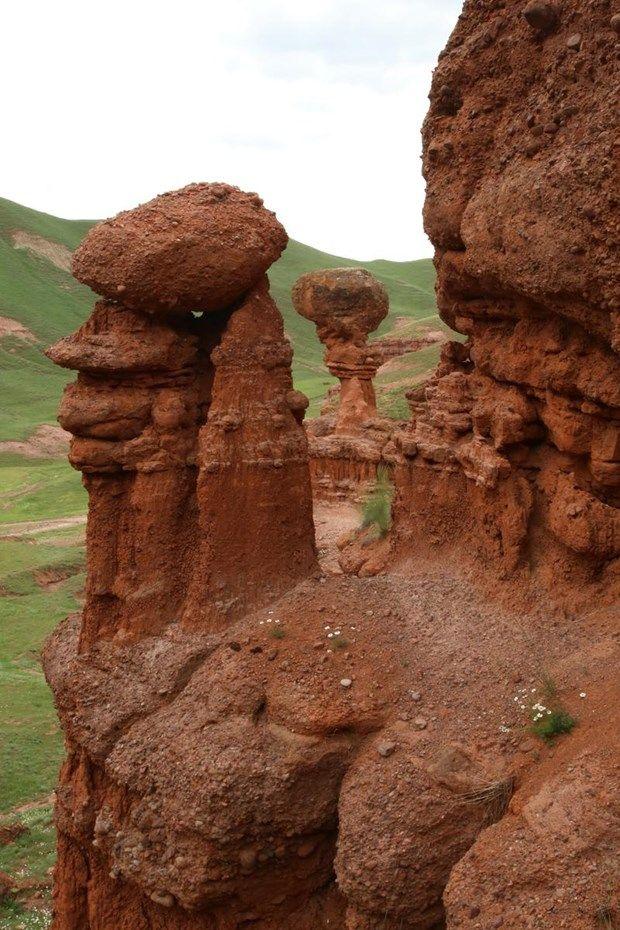Erzurum'un saklı güzelliği:Narman Peribacaları (Foto Haber) | Ntv.com.tr