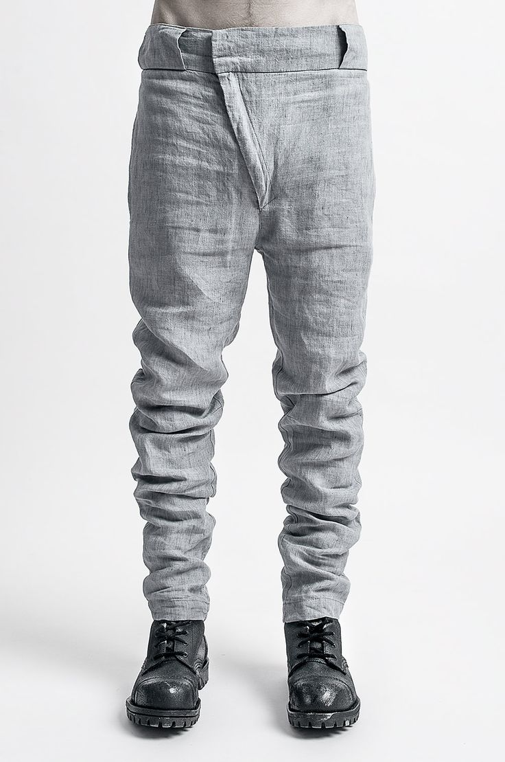 Visions of the Future: SUBLINO TROUSERS