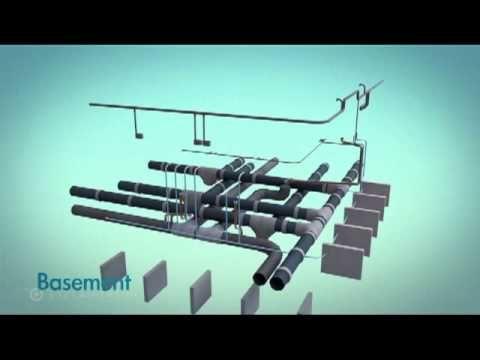 Explainer Video | Kitchen Section Cut Architecture