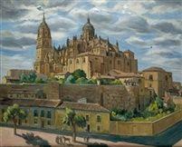 Catedral de Salamanca by Jose Manuel Gonzalez Ubierna
