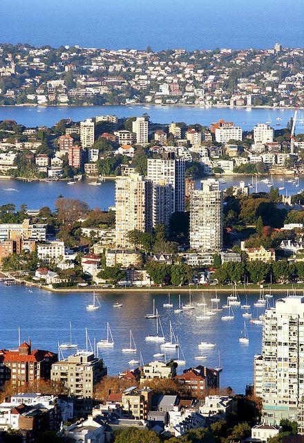 Sydney  - 5 Beautiful Cities Around the World