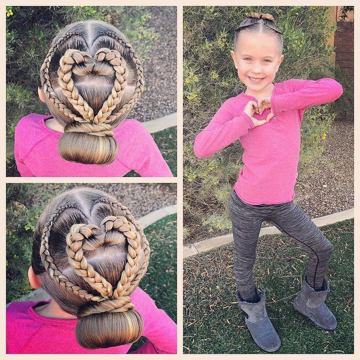 Another fun heart hairstyle inspired by @3_little_girls_hair_ it turned out quite different but i still like this dance style!  #tinzbobenz #toddlerhair #toddlerhairstyles #14daysoflovehair #princesshair #hairideas #hearthair #hearthairstyle #valentineshair #holidayhair #hairinspo #hairstyle #hairstyles #hairforkids #braidart #braidideas #braidstyles #braidsforgirls #instahair #instakids #instastyle #instabraid #kidshair #kidsstyle #kidsbraids #readyforschool #ballerinabun #dance…