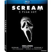 Scream 5 Film Set: Scream / Scream 2 / Scream 3 / Still Screaming / Scream: The Inside Story (Blu-ray) (Widescreen) Image 1 of 2