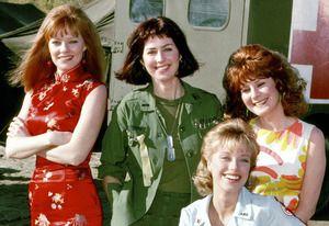The original female cast of China Beach