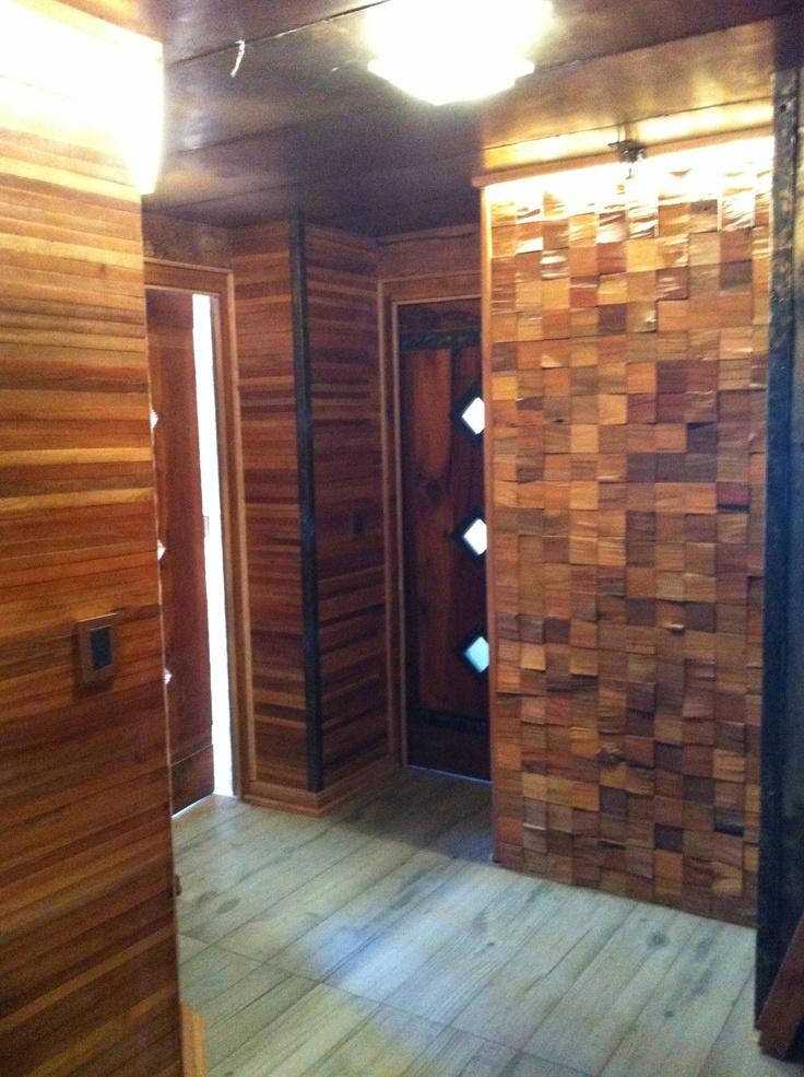 Proyecto loft fontova arquitecto mar a jos bisbal a - Decoracion rustica de interiores ...