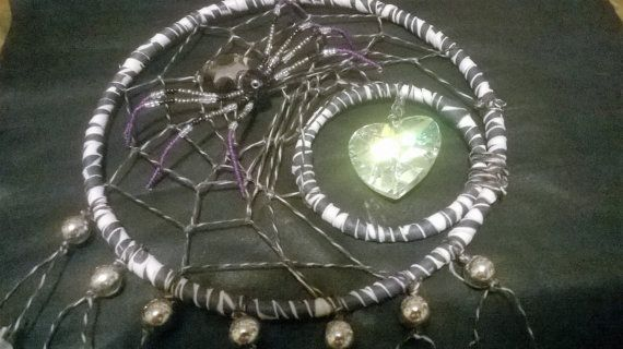 Roxanne The Crystal Spider With A Heart  Dream by DreamCatcherMan