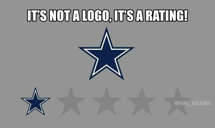 #NFL Dallas Cowboys - lol!