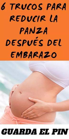 6 trucos para reducir la panza después del embarazo – Pagina Fit t #salud #salu…
