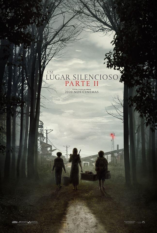 Um Lugar Silencioso Parte Ii Filmes Filmes Completos