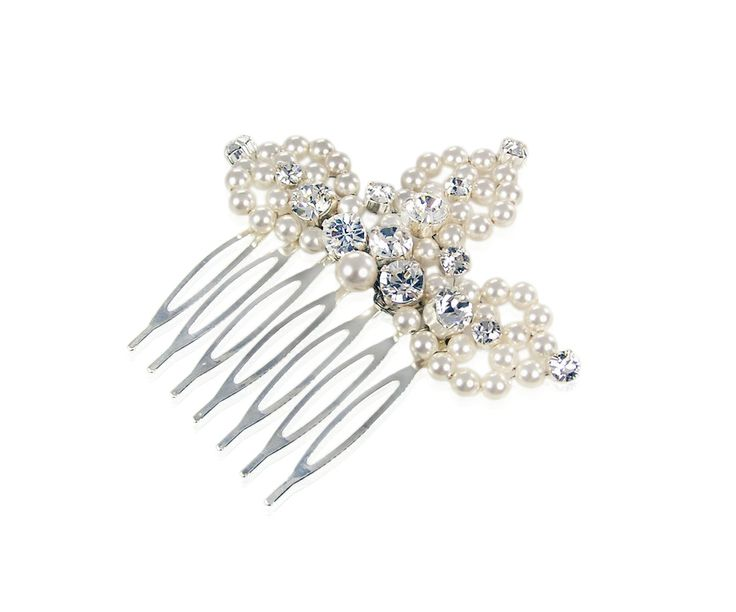 Clara Jewellery Vintage Hair Comb