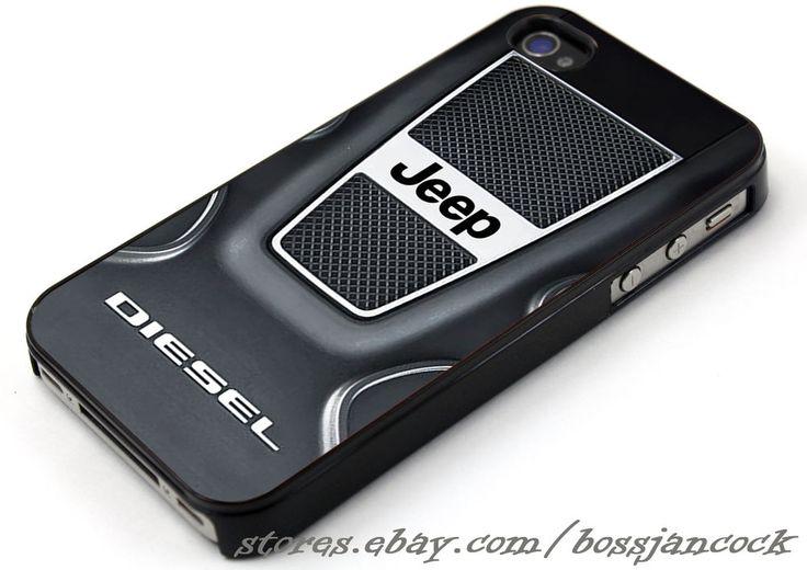 Jeep Wrangler Diesel Engine iPhone 4 4s 5 5s 5c 6 6 plus, Samsung Galaxy Case #UnbrandedGeneric