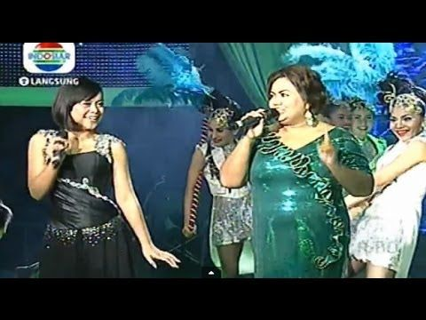 "Lesti feat Aty "" MUNAROH "" @ Comedy Academy Indonesia Grand Final (+play..."