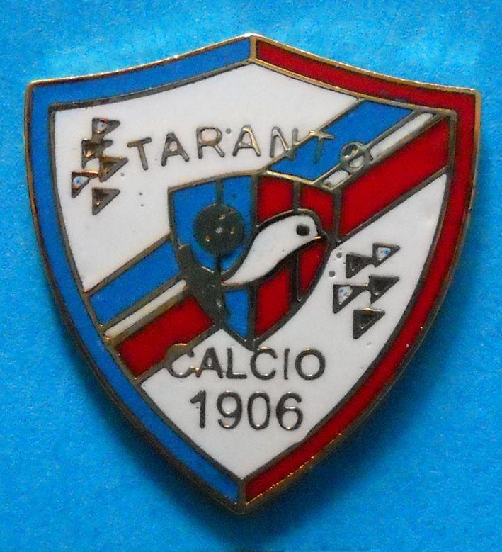 DISTINTIVO SPILLA PIN - TARANTO CALCIO - cod. 444