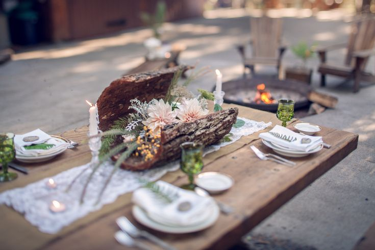 Forest Themed Wedding Ideas | OCCASIONS