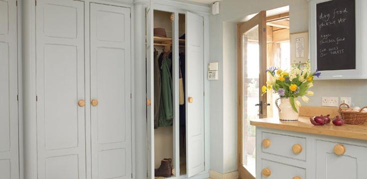 Utility Room Cupboard