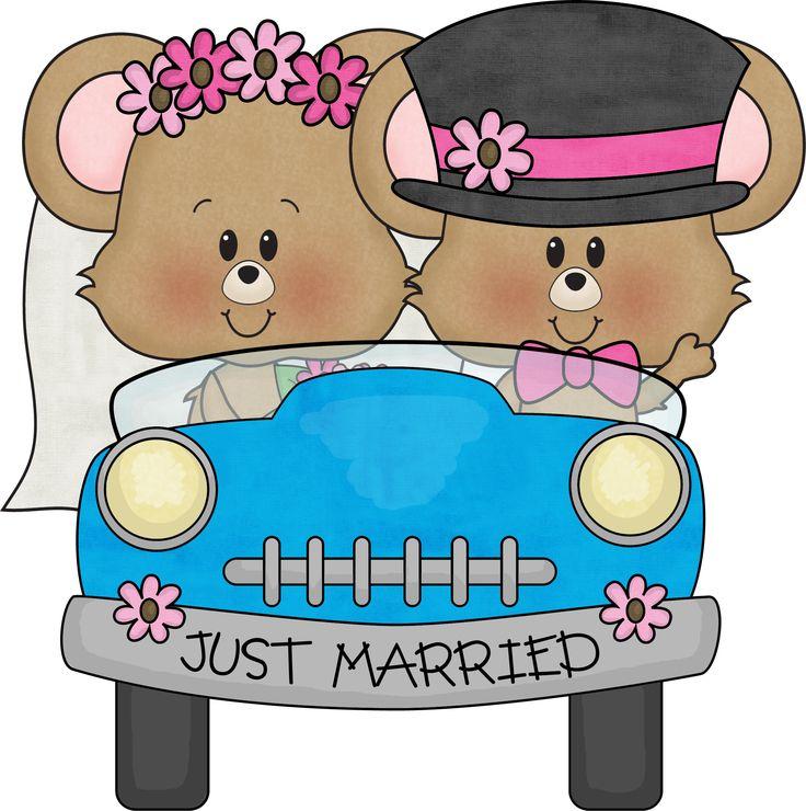 17 Best images about ღ Clipart ~ Bride & Groom ღ on Pinterest ...