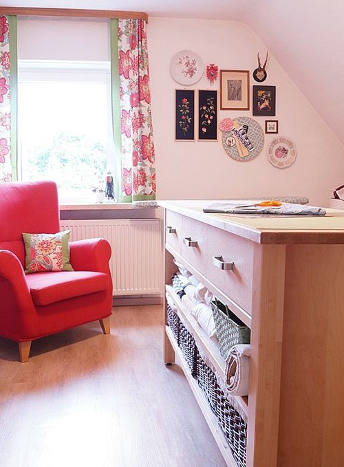 10 best Sewing Space images on Pinterest | Sewing spaces, Sewing ...