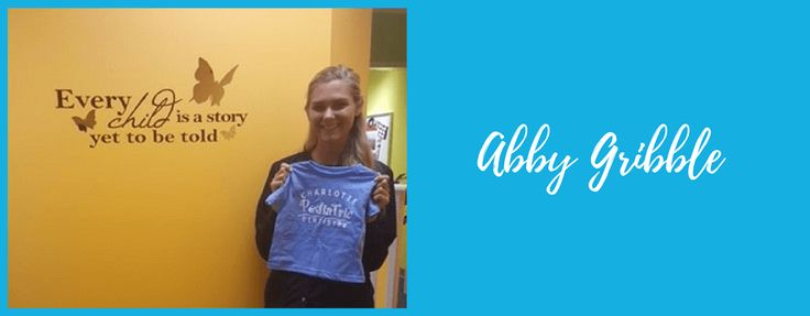 Charlotte Pediatric Dentistry Intern Spotlight: Abby Gribble http://ift.tt/2uk7KEW  Oral health education is one of Charlotte Pediatric Dentistrys most important values. We believe that education for our staff and patients is essential for optimal pediatric dental care.  We strive to pass down our values to our patients and hope that their time spent with us reflects in their dental health habits as they approach adulthood. For one of our long-term patients completing her internship at CPD…