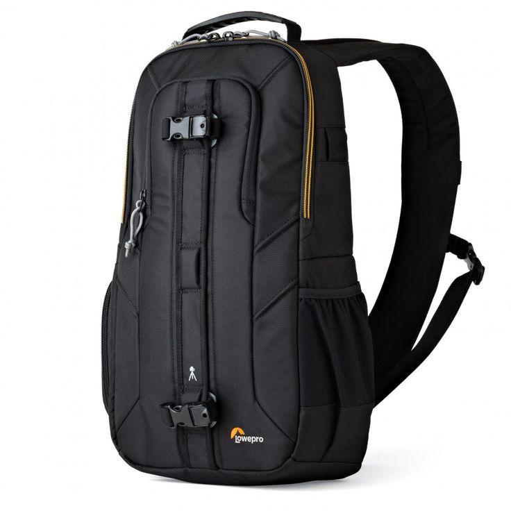 Compact DSLR Camera Sling Bag | LowePro | Slingshot Edge Camera bags, backpacks…