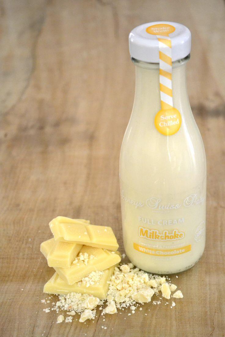 Deneys Swiss Dairy Full Cream Milkshake White Chocolate #deneys #deneysswiss #deneysswissdairy #fullcream #milkshake #milkshakes #deneysmilkshake #whitechocolate