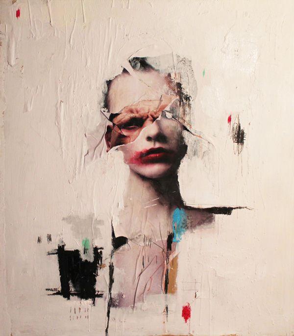 Female Portrait, Miguel Leal
