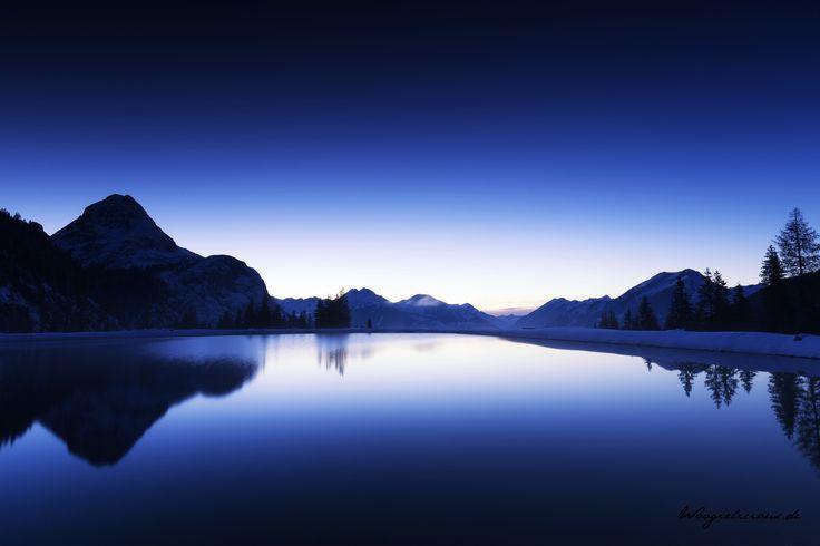 Almsee Ehrwald by Michi Woogie on 500px