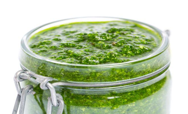 Pesto that helps you Detox! Vitality Corner - Educate | Inspire | Create