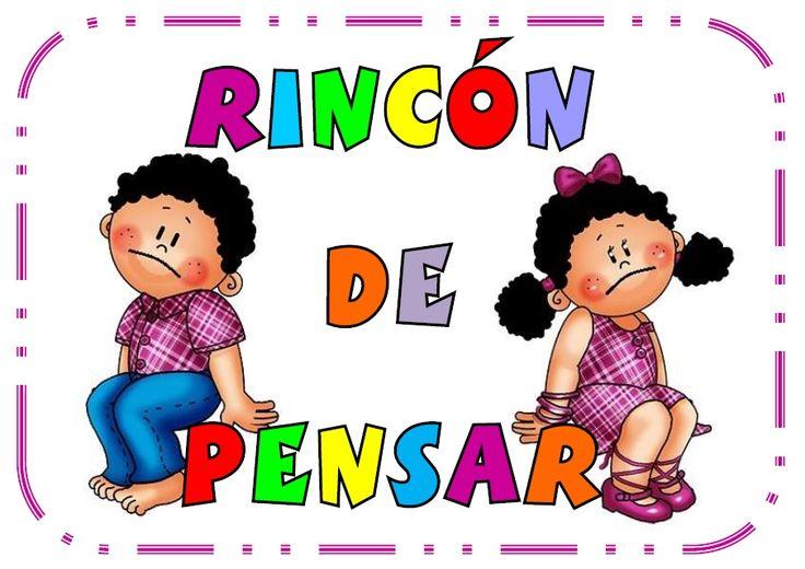 COSITAS PARA EL COLE: RINCÓN DE PENSAR 2