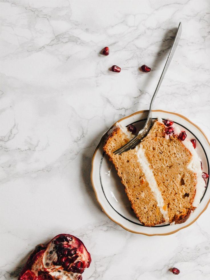 winter squash cake